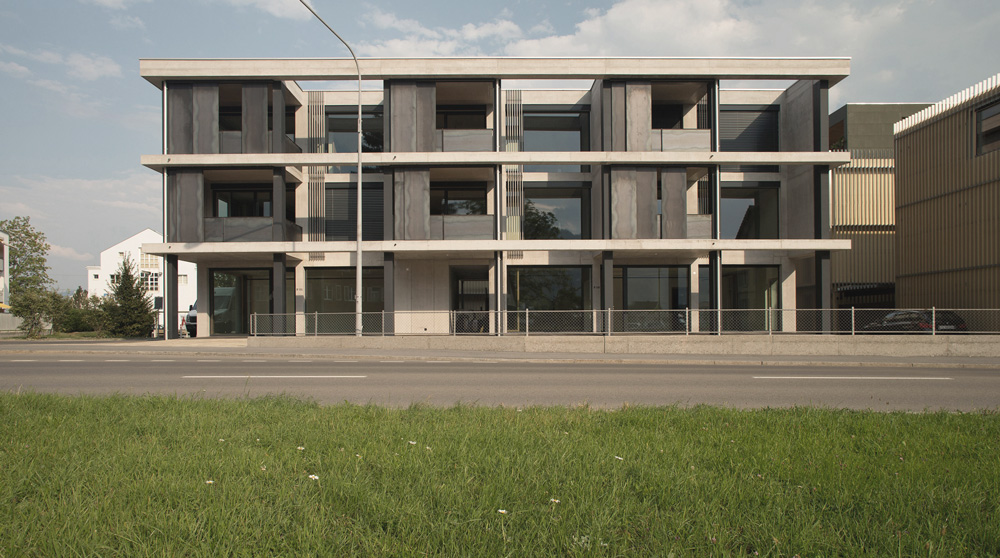 Fröhlich Architektur Projekte